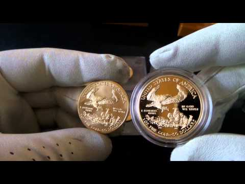 American Gold Eagles! Proof and BU Versions!