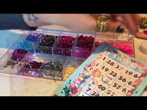 Easy Bingo Shaker Cards!