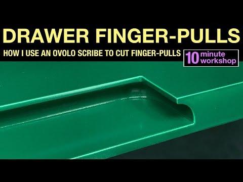 Door & Drawer Fingerpulls #178