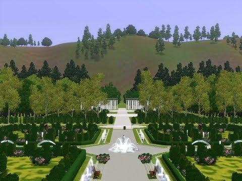 Making of... Paleis Het Loo - Sims 3