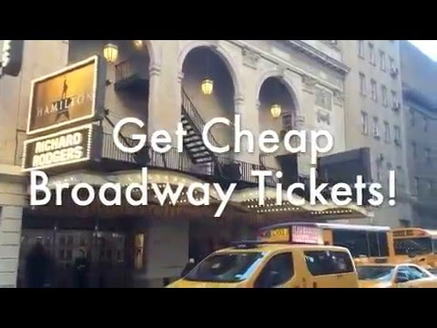 Wolfbane Wednesdays: How To Get Cheap Broadway Tickets!