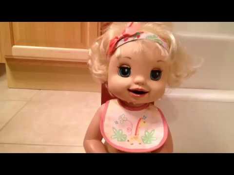 Baby alive Emma's Sick - Doctor Kelli maple