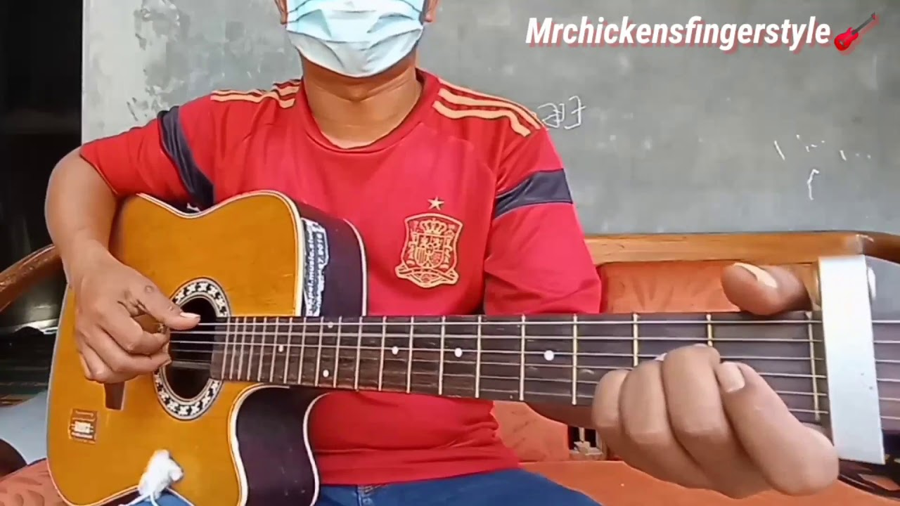 Iwan fals kemesra'an (Fingerstyle cover)