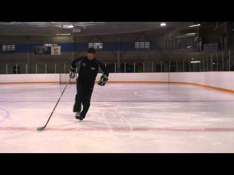 How to improve Hockey Forward x-over Speed