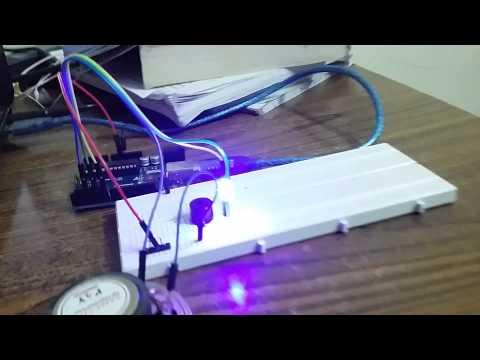 sine wave generator using arduino