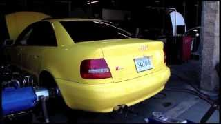 Audi Dyno Day @ Church Automotive - 700 whp/680 tq B5 S4 too!