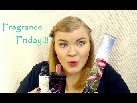 Fragrance Friday - perfume, home fragrances, and DIY air freshener