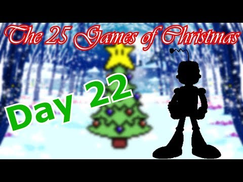 The 25 Games of Christmas - Day 22