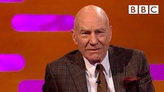 Download Patrick Stewart reveals secrets from the new Star Trek! - BBC Video