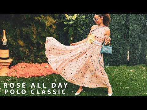 Vlog: Polo Classic | Rosé All Day