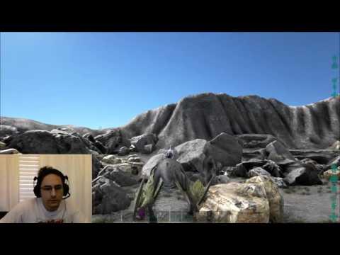 Safe & Bountiful Location to Harvest Metal, Obsidian & Crystal on ARK Survival Evolved