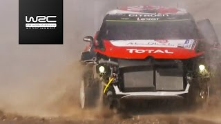 WRC - YPF Rally Argentina 2017: Highlights Stages 4 - 8