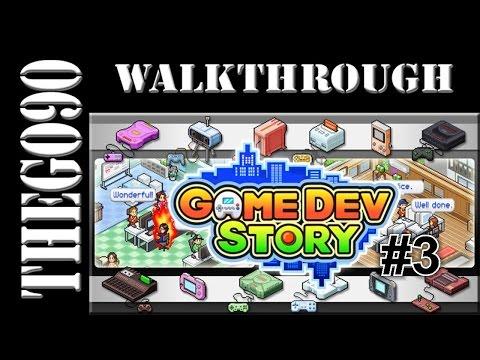 [Walkthrough] Game Dev Story [#3] New Office