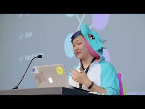 Lian Li - Machine Learning in the Browser   JSUnconf 2018