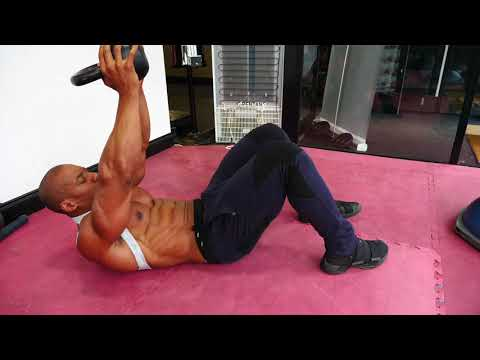 Roger Snipes - Beginners guide to developing amazing abs