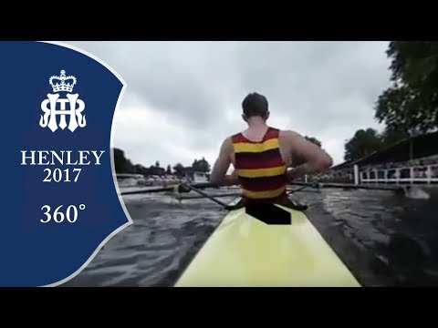 360 On-Board with Shiplake College at Henley 2017
