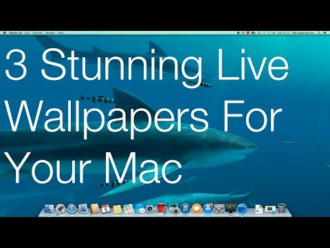 3 Stunning Live Wallpapers For Your Mac