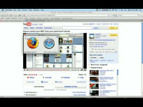 How to download Youtube Videos on to your mac (Ipod format)