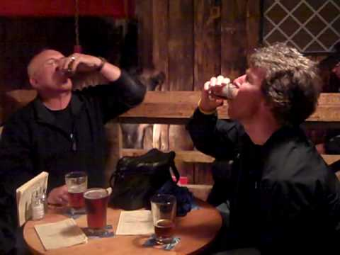 Drinkin' Duck Farts - Red Dog Saloon - Juneau Alaska