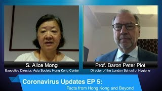 Coronavirus: More Threatening Than Other Viruses? A Conversation With Baron Peter Piot