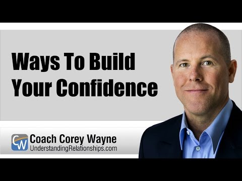 Ways To Build Your Confidence