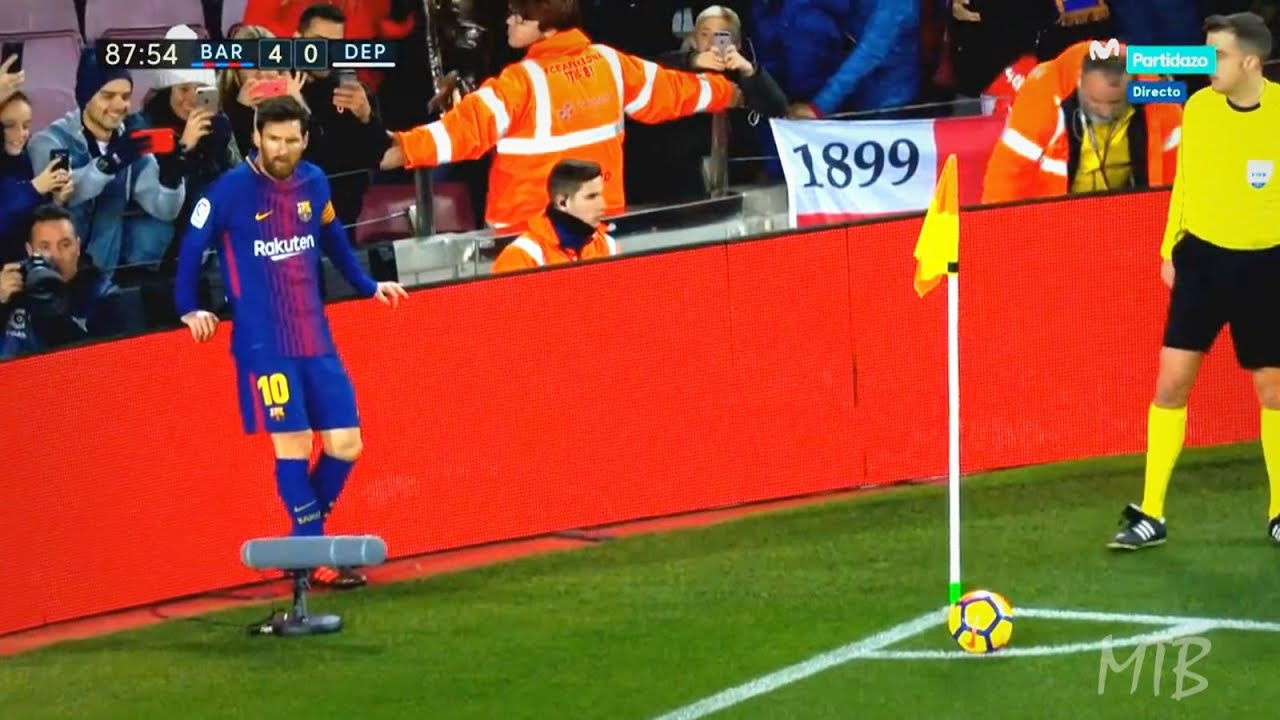 Lionel Messi ● 33 Unexpected & Smart Set Pieces ► Clever Plays