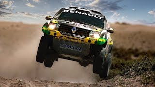 El Renault Duster está listo para el Dakar 2017