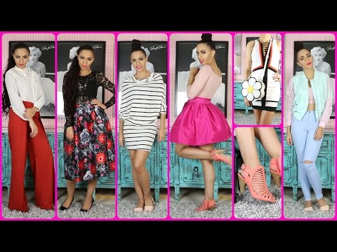 Spring Fashion Trends 2016 & Spring Fashion Style Tips