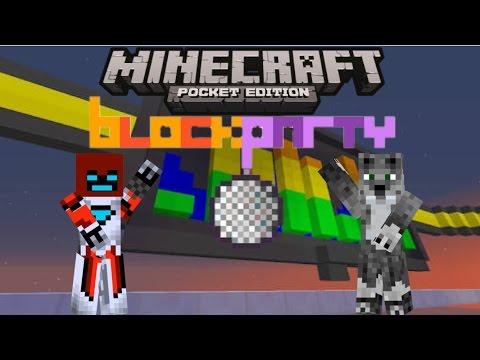 Minigame Mondays Block Party w/ blOckotron