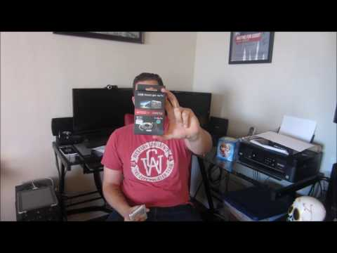 Unboxing and Review of the GXQ Multi Color RGB USB TV LED Strip Lights Kit