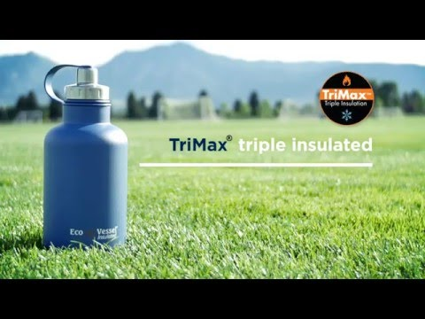 The Boss Triple Insulated Growler from EcoVessel
