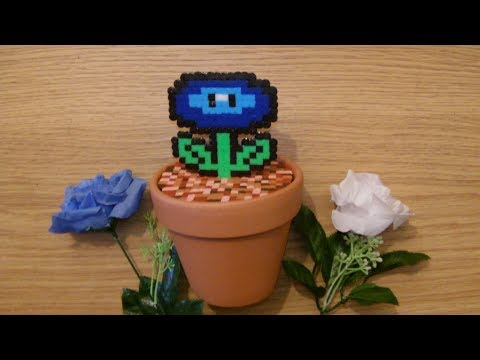 How To Make A Pixel Flower