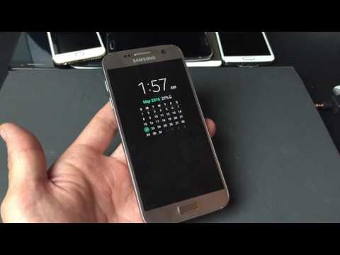 Galaxy S7 & Edge: How to Delete or Change Fingerprint Code