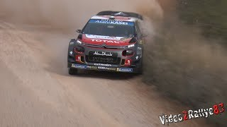 WRC 54 RallyRACC Catalunya Costa Daurada 2018 - Day1 Gandesa [Gravel]