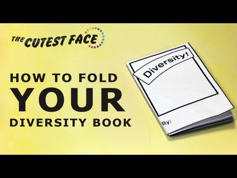 How to Fold Your 8 pg Book