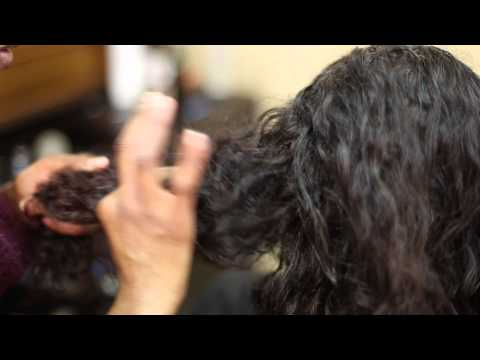 How to Get Kinky Waves : Wavy & Curly Hair