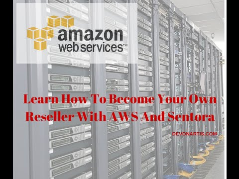 How To Use AWS And Sentora To Become Create Your Own Hosting Reseller Business