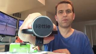 iOttie iTap Car Mount Magnetic CD Slot Phone Holder Review