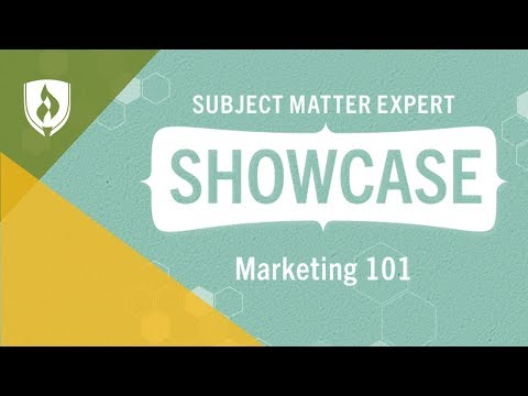 Marketing 101: Developing a Marketing Plan for your Business [SME Showcase]