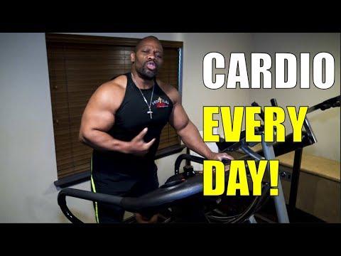Cardio Daily!     [ Summer Shredding Principle #4 ]