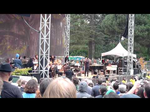 Mike Patton's Mondo Cane at Hardly Strictly Bluegrass