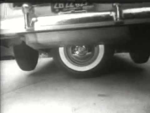 1951 Cadillac Parking Technology Demo Video
