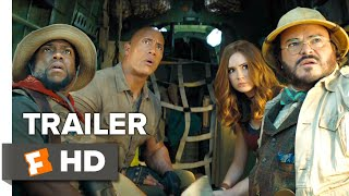 Jumanji: The Next Level Trailer #1 (2019) | Movieclips