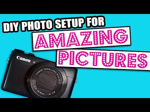 HOW TO TAKE GREAT PICTURES for Youtube, Instagram, & Blog Posts