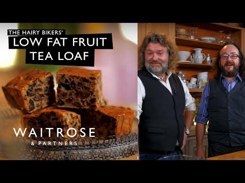 Hairy Bikers' Low Fat Fruit Tea Loaf   Waitrose