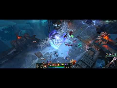 League of Legends - Snow Day Ziggs in ARAM