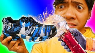 Download This Shoe Cannot Be DESTROYED! Video