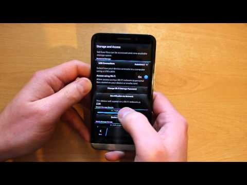Sharing files from BlackBerry 10 to Windows over WiFi (no cables!)