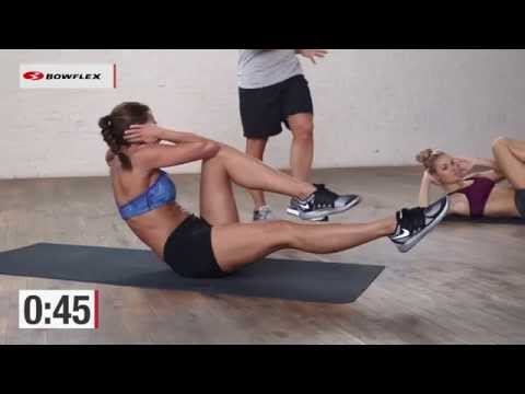 The Three-Minute Ultimate Core Workout