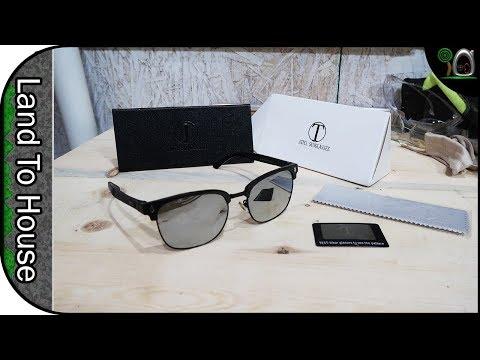 ATTCL Rimless Sunglasses
